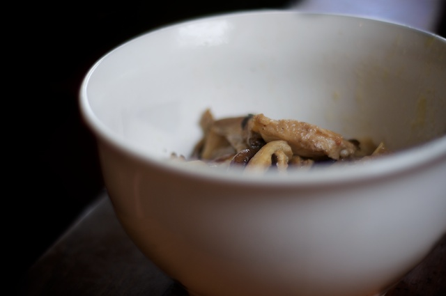 sauteed shiitake mushrooms for salisbury steak recipe