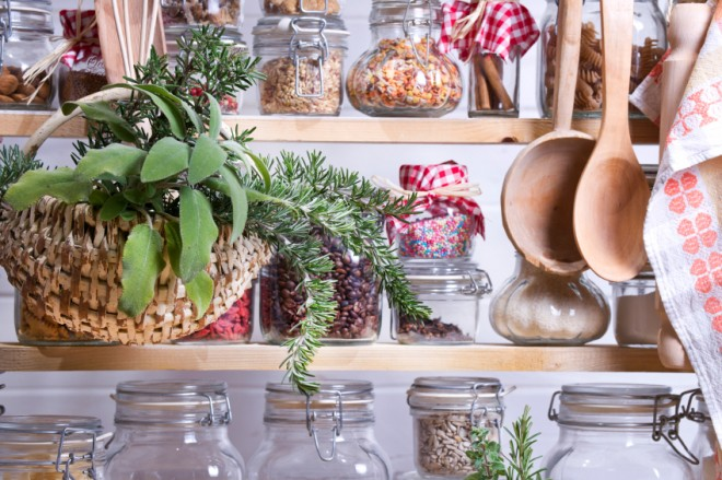 Stocking the Traditional Foods Pantry