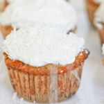 Carrot Cake Cupcakes III