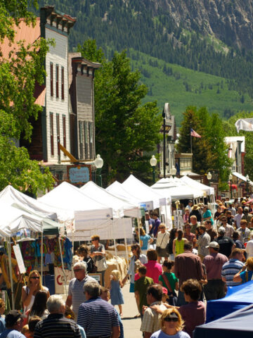 crested butte farmers market