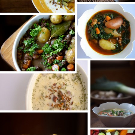 12 Nourishing Soups for Autumn