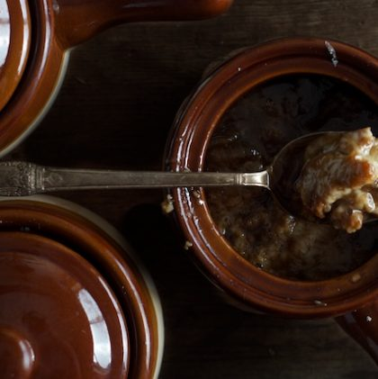 Warm Up this Fall: Classic French Onion Soup