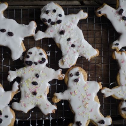 Our Imperfect Snowmen: Christmas Cookies for Santa
