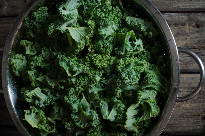 Kale for Kale Chips