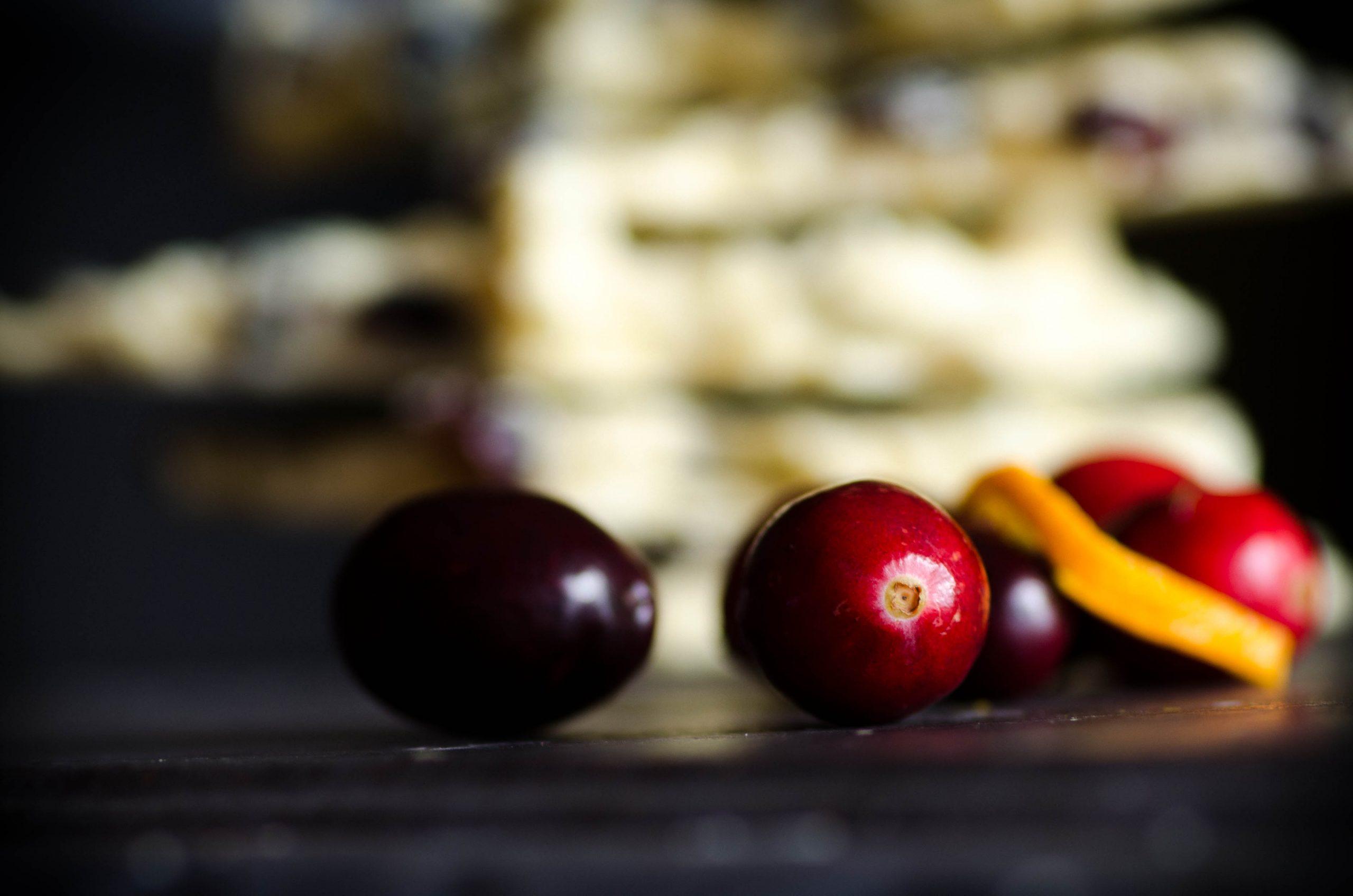 Honey-sweetened White Chocolate Cranberry Bark Recipe ...