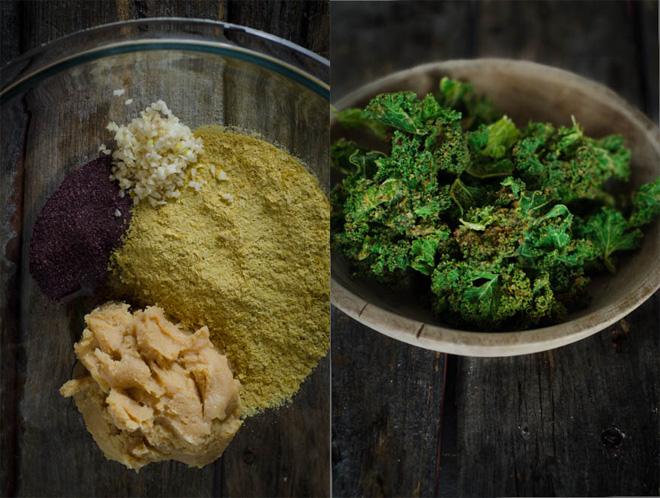 kale chipes