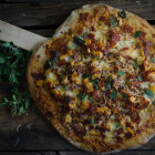 Sourdough Einkorn Pizza