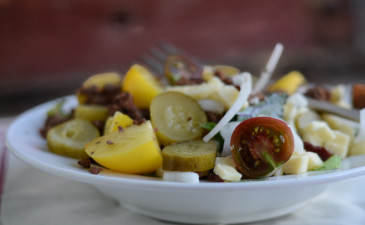 Hamburger Salad Recipe