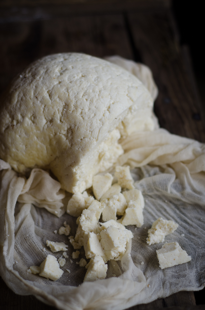 How to Make Farm-style Cheese