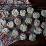 Little Almond and Einkorn Cookies