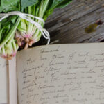 Buttered Spinach from an 1840s Farm Journal #nourishedkitchen