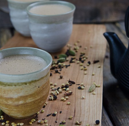 Chai Spiced Butter Tea