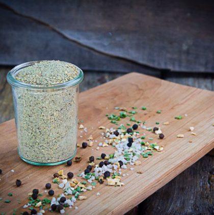 How to Make Seasoning Salt