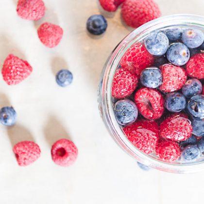 Fermented Mixed Berries
