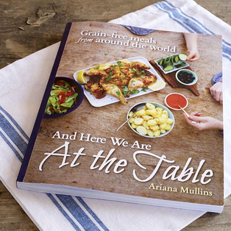 Nourishing Books: And Here We Are, At The Table