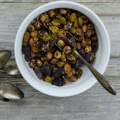 Why I'm Increasing My Resistant Starch Intake (and a recipe for Sweet and Spicy Tigernut Trailmix)