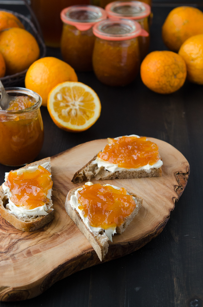 Whiskey and Honey Marmalade - a recipe inspired by a visit to Limerick's Milk Market. It's easy with only three ingredients: Oranges, Honey and Whiskey.