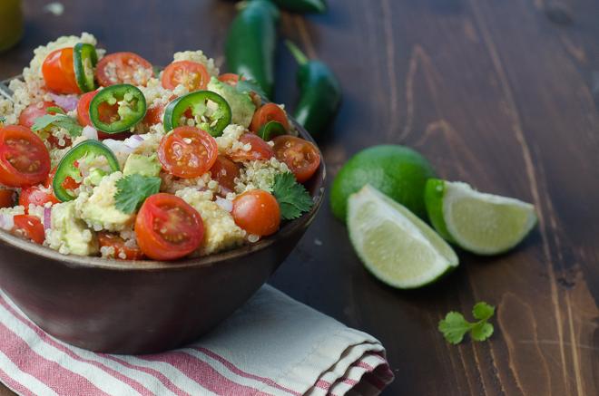 quinoa salad cumin lime vinaigrette-2