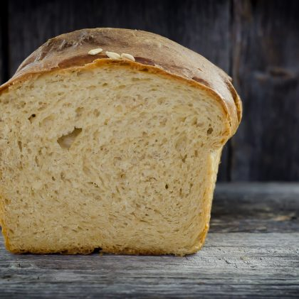Whole Wheat Milk and Honey Sandwich Bread