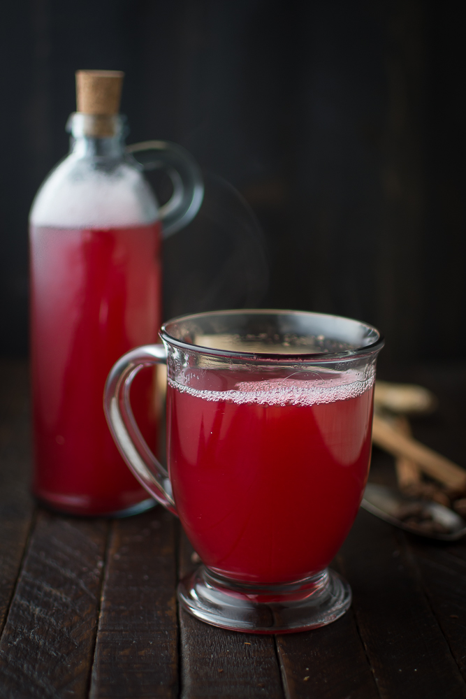 Kinda like a really amazing cranberry cider, cranberry mors is a centuries-old Russian drink that is packed with nutrition.  Plus it's easy to make and tastes heavenly.