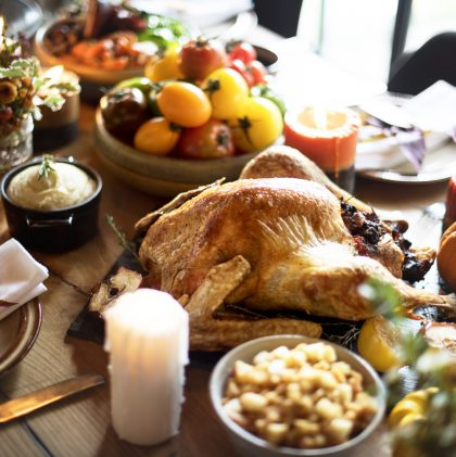 How to Serve a Real Food Thanksgiving Dinner (Our Favorite Recipes)