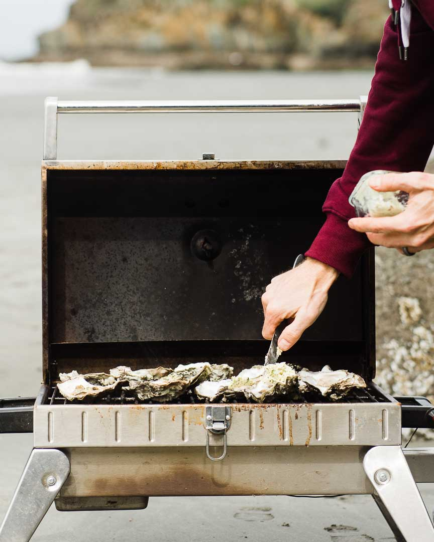 Grilling Oysters, How to Grill Oysters